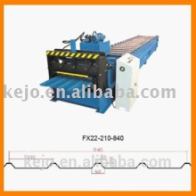 glazed tile sheet metal roofing cold Roll Forming Machine
