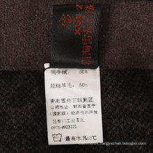 6060wowen′s Yak and Wool Blended Pants for Winter