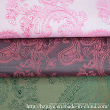 Polyester-Viskose Jacquard-Futter Stoff für Herren- und Damenbekleidung