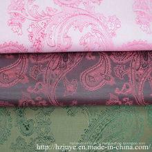 Tissu en jacquard en polyester et viscose pour vêtements pour hommes et femmes