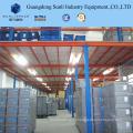 Cremalheira ajustável do mezanino da multi camada com 500kg para o armazenamento do armazém