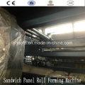 Machine à panneaux sandwich EPS et laine de roche pour l'Afrique (AF-S980)