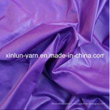 Tissu en nylon de polyester pour le vêtement / tente / vêtements / vêtements de sport