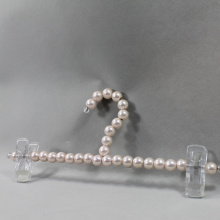Pearl Bead Pants Skirt Hanger