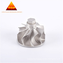 Cobalt Based Alloy metal centrifugal pump impeller