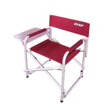 Cadeira dobrável de diretor (com placa lateral)