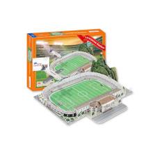 Hot Sale 160PCS Stadium 3D Puzzle Game