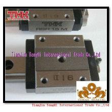 RSR15 THK Rodamiento de bloque de carril lineal lineal