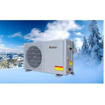 Commercial circulating heat pumps