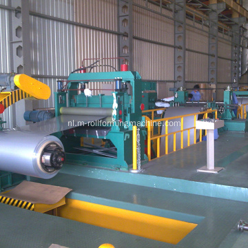 7 x 1500 mm roll snij machines