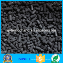 Гидроксид калия пропитанные каменноугольным цилиндрический активированный уголь для удаления h2s