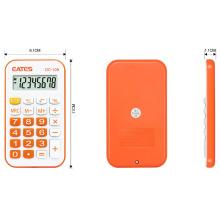 Customized Logo Printed Promotional 8 Digital Solar hand-held Calculator