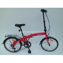 "20"" Steel Frame Folding Bike (FD20)"
