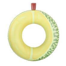 Anneaux de natation gonflables aux fruits