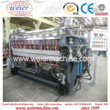 PP PE PC Plastic Hollow Grid Sheet Extrusion Machine From 15 Years Factory