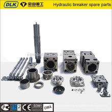 Excavator attachment hydraulic breaker spare parts
