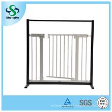 Puerta caliente del animal doméstico de la puerta de la seguridad del bebé de la venta (SH-D1)