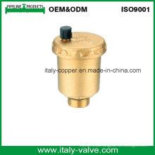 Ventilador de aire plateado forjado de cobre amarillo (IC-3035)