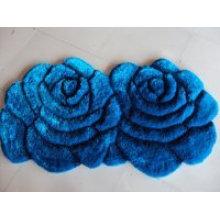Blue Carpet Couple Double Rose