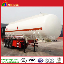 Volume Customized Heavy Duty Chemical Liquid Tanker Transport Semi Trailer