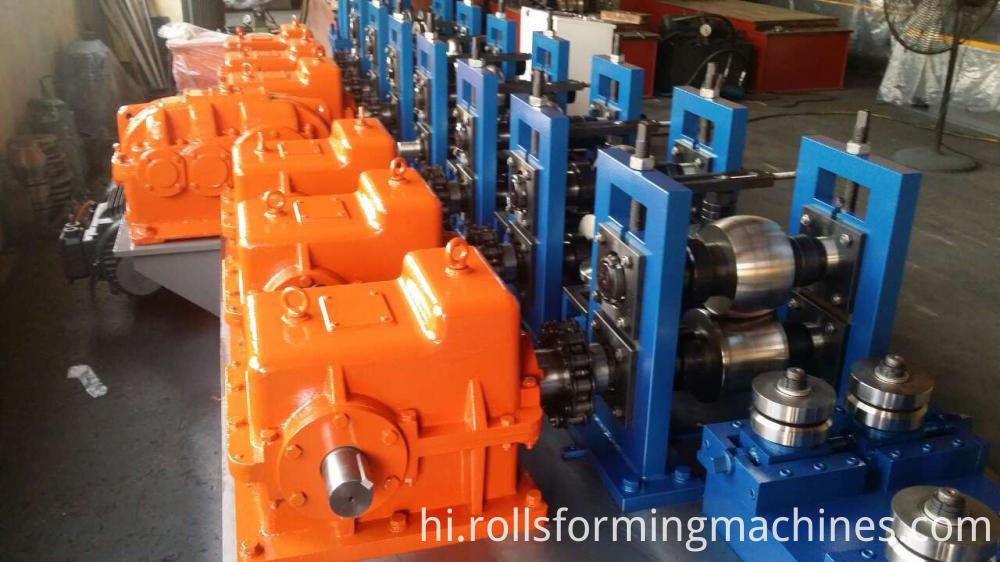 Steel Anchors Pipe Making Machine