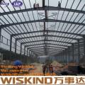 Estructura de estructura de acero con diseño y fabricación por Winskind