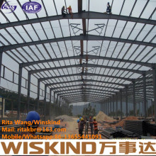 Steel Frame Structure with Design and Manufacture by Winskind
