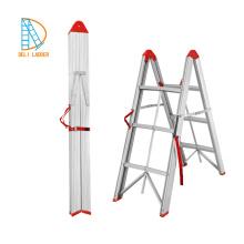 2 * 3 Шаг Алюминиевая Двойная Прямая Лестница, Лестница Ловкости, Складные Лестницы