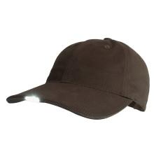 2016 Hotting de chapéu de LED com capacete de luz LED