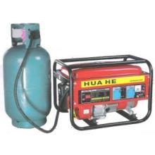 Gasoline & Gas Generator 2kw (HH3365)