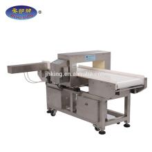 Automatic belt conveyor metal detector with separator,rejector