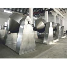 Secadores de vácuo rotativos de cone duplo
