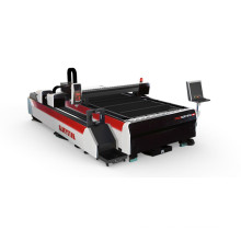 Tube Cutting Machine Fiber Laser Cutting Machine on Metal