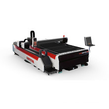 Fiber Laser Cutting Machine for Metalsheets and Pipes