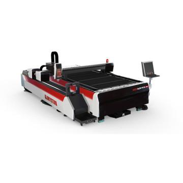Rectangle Pipe Machine à découper en acier Machine à découper au laser à fibre