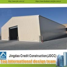Schnelle Montage und professionelle vorgefertigte Stahlkonstruktion Auto Garage