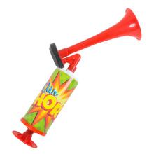 Neue Ankunft 2018 Cheer-up Fußballfans Sport Air Horn Handpresse Horn