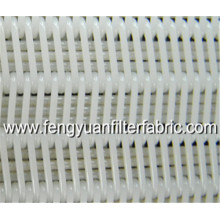 Polyester Filterförderband, quadratisches Loch Mesh