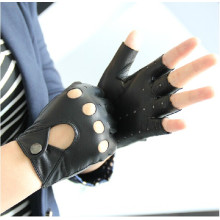 ZF0488 fashional Car Driving women's leather glove