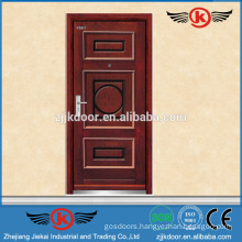 JK-A9005 strong interior soundproof wooden steel armored door