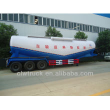 3axle 30tons bulk cement transportador semirremolque tanque