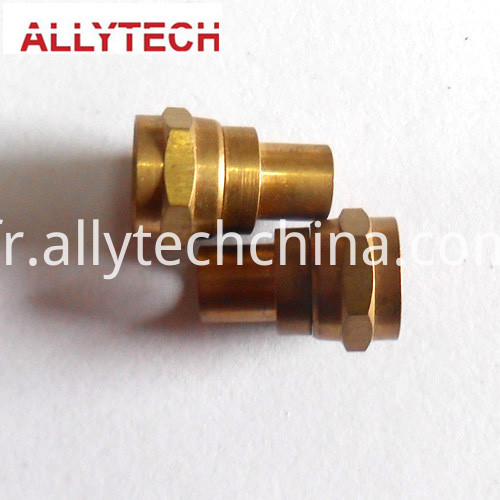 brass milling parts