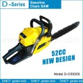 Petrol chainsaws 52CC cut wood