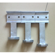 baoding casting factory supply sand casting aluminum part