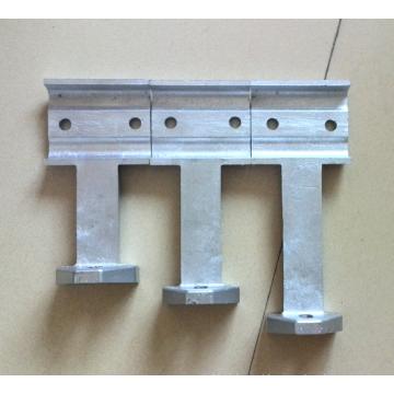 China fábrica alibaba comércio garantia elenco alumínio dobradiças