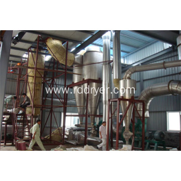 industrial high speed spin flash dryer for magnesium silicate dryer