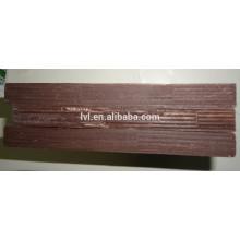 Finger joined core,MR glue,black Film faced plywood for Middle east market