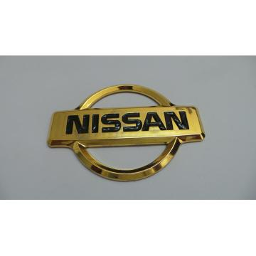 Hot Sale for Metal Badge Emblem 3D Chromed Car Logo Custom Car Emblem export to France Manufacturers