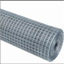 Malla de alambre soldada galvanizada de la alta calidad de la ISO de la fábrica