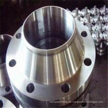 Halsflansch ASTM A105, ANSI / ASME B16.5 Brida Verbindungsflansch